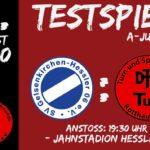 Testspiel A-Jugend 13.08.2020